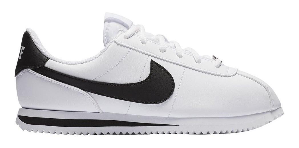 Detalles de Nike Classic Cortez Basic SL GS Zapatillas Para