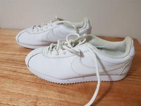 zapatillas nike blancas 35