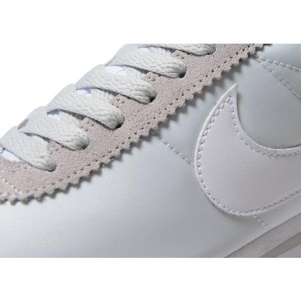 Platinium Nike Nylon Gris Classic Zapatillas Pure Cortez 8Pn0XwOk