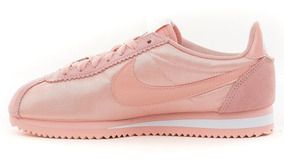 ded55c6a90 Nike Cortez Lona - Ropa y Accesorios de Mujer Rosa claro en Mercado ...