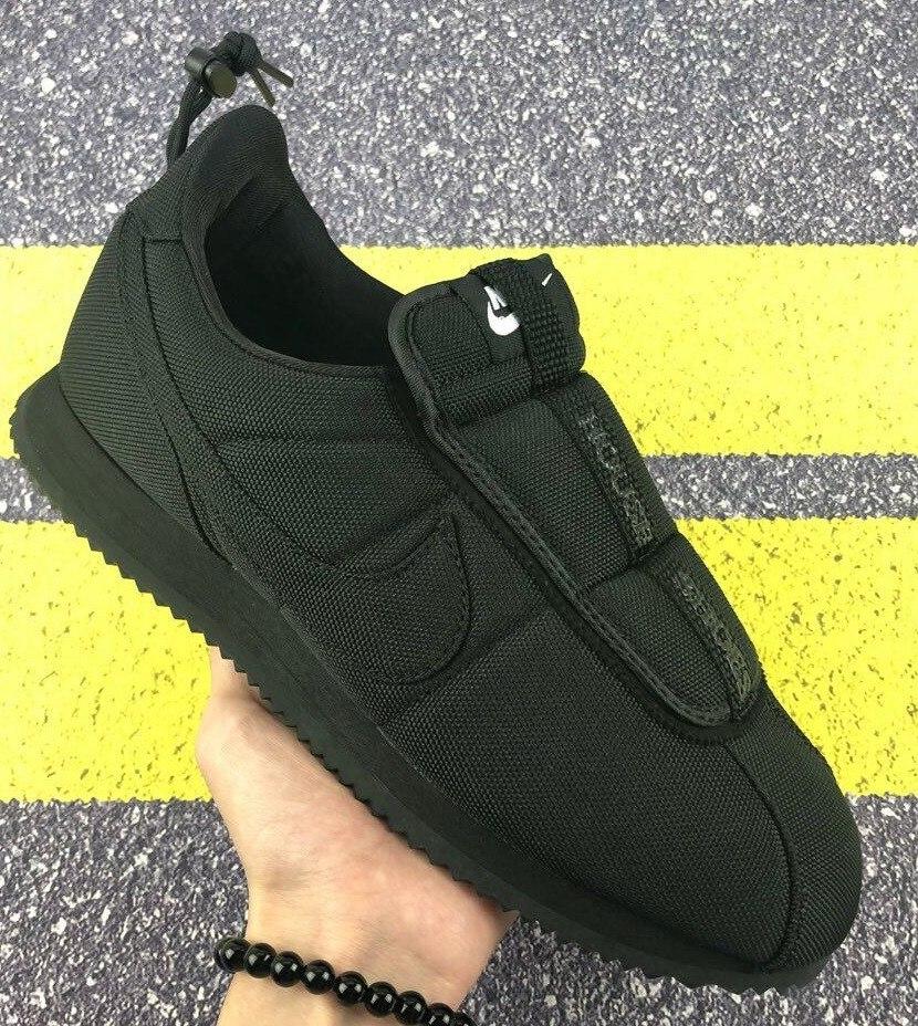 wide varieties good out x sports shoes Zapatillas Nike Cortez Triple Black Talla: 36-45
