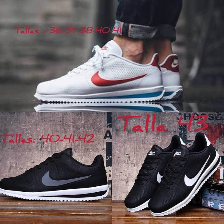 sale retailer 49cac 334d7 Zapatillas Nike Cortez Ultra 2018 - S 230,00 en Mercado Libr