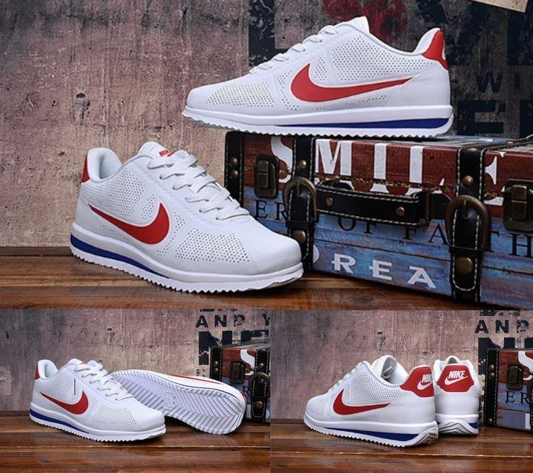 06ad1d7779888 ... store zapatillas nike cortez ultra blanco rojo original tienda 79e8c  92b63