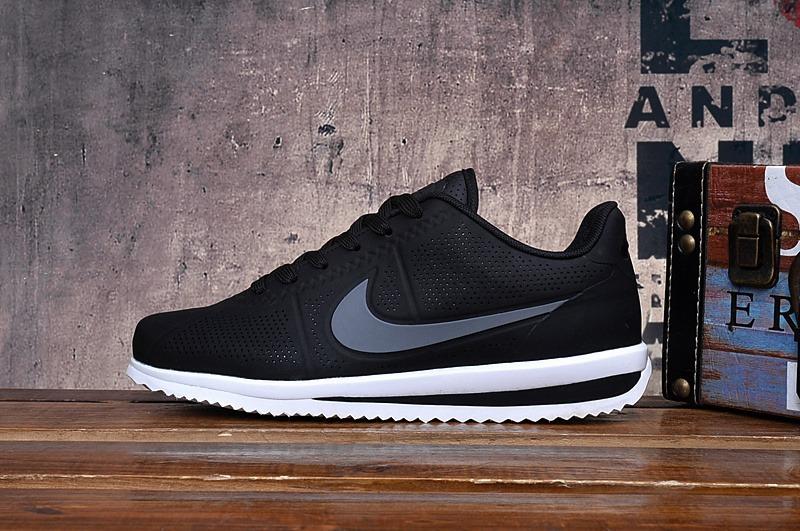 bf109fe834b ... switzerland zapatillas nike cortez ultra negro blanco original tienda. cargando  zoom. a5cea 2a7aa