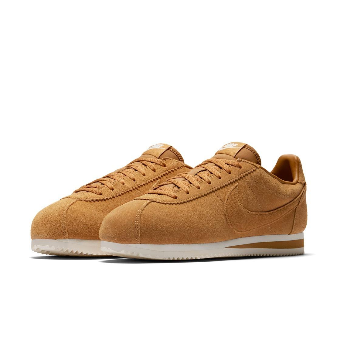 5346a629 zapatillas nike cortez wheat crema marrón arena nuevo 2018. Cargando zoom.
