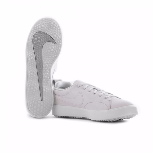 zapatillas nike course classic blanco - buke golf