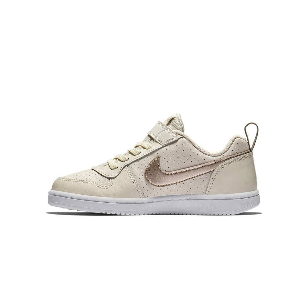 Zapatillas Nike Court Borough Low Niño 2019144 dx