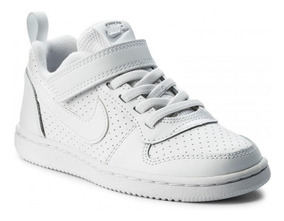 super popular 50fd1 d20e2 Zapatillas Nike Court Borough Low (psv) Niños 870025-100