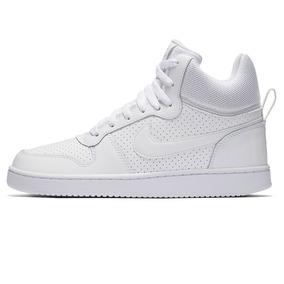 Zapatillas Nike Air Force Botitas Blancas Originales