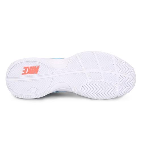 Zapatillas Nike Courtlite Blanco y Turquesa