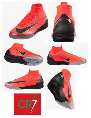 zapatillas nike cr7 elite 2018 para losa