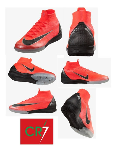 zapatillas nike cr7 elite 2018 para losa