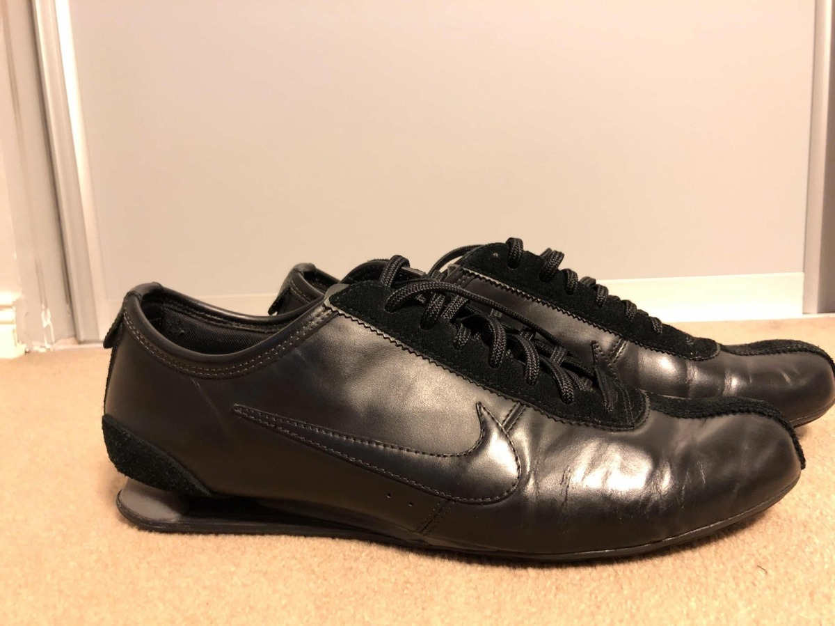 zapatillas nike piel hombre