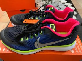 debf4daca31 Zapatillas Nike Mujer Deportivas Negras Talle 37 - Zapatillas en ...