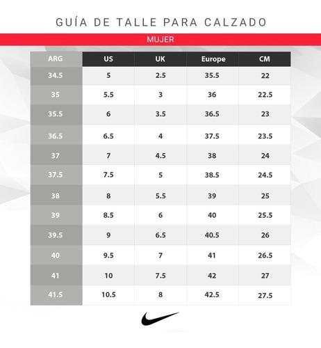Zapatillas Nike Downshifter 6 Ltr Niño 2013815 dx