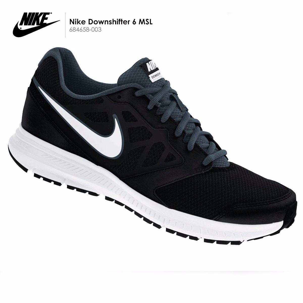 f0060d1d5f Zapatillas Nike Downshifter 6 Msl - S/ 190,00 en Mercado Libre