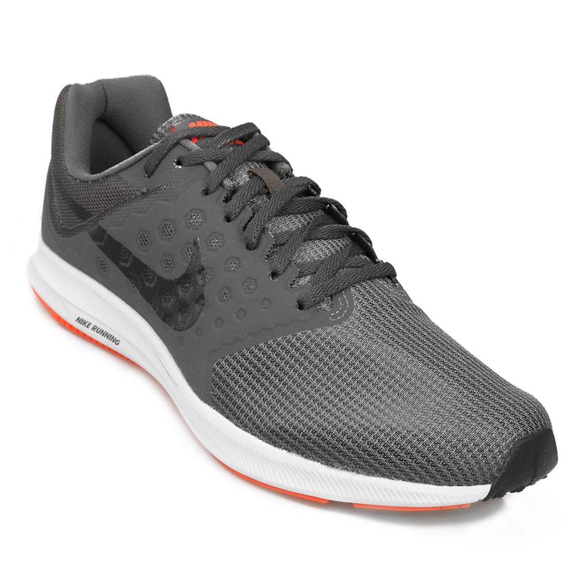 articulo Domar márketing  Nike Downshifter 7 Hombre GrisRojo