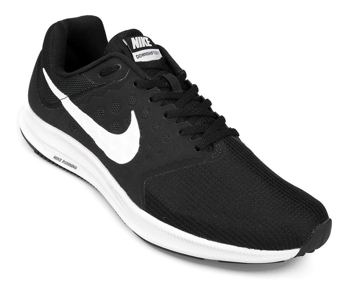 Zapatillas Nike Downshifter 7 Negro Hombre