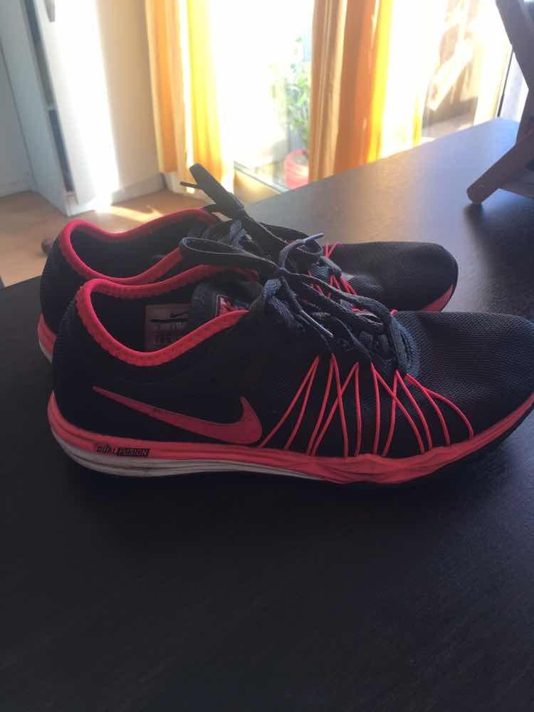 Zapatillas Tr Nike Dual Y Rosa600 Gris Hit 00 Fusion yNnm8v0OPw