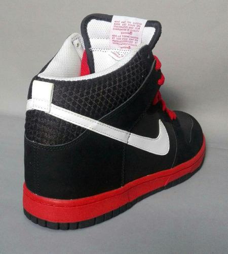 zapatillas nike dunk high modelo exclusivonike-usa talla 8us