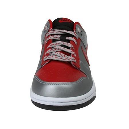 zapatillas nike dunk low.-metalic red talla 8.5 us & 26.5 cm