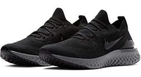 Zapatillas Nike Epic React Flyknit 2 Negra Hombre