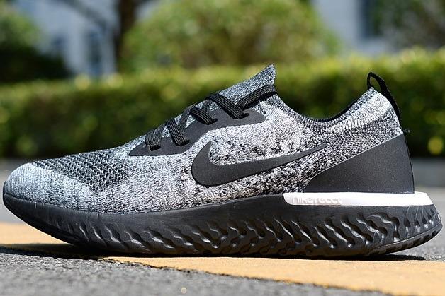 51f13a756c0e Zapatillas Nike Epic React Flyknit Gris Oscuro Eur 36-45 - S  350
