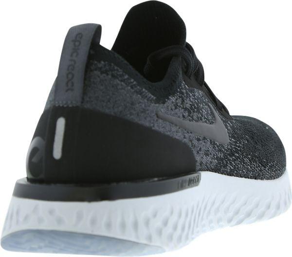 Zapatillas Negro Negro Nike Epic React Flyknit Mujer Negro Negro Zapatillas  6 9fec48 61e5b11053af8