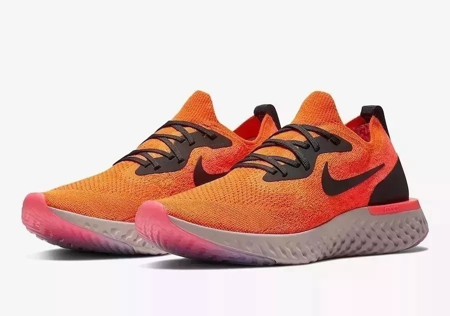 nike epic react flyknit mujer