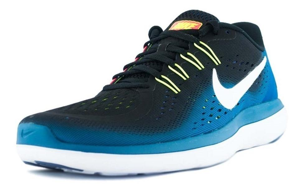 Zapatillas Nike Flex 2017 Rn Hombre Nueva Running 898457 003