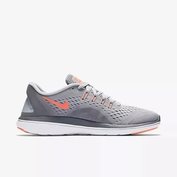 9793c8db92cf3 Zapatillas Nike Flex 2017 Rn 898476003 mujer running phsport ...