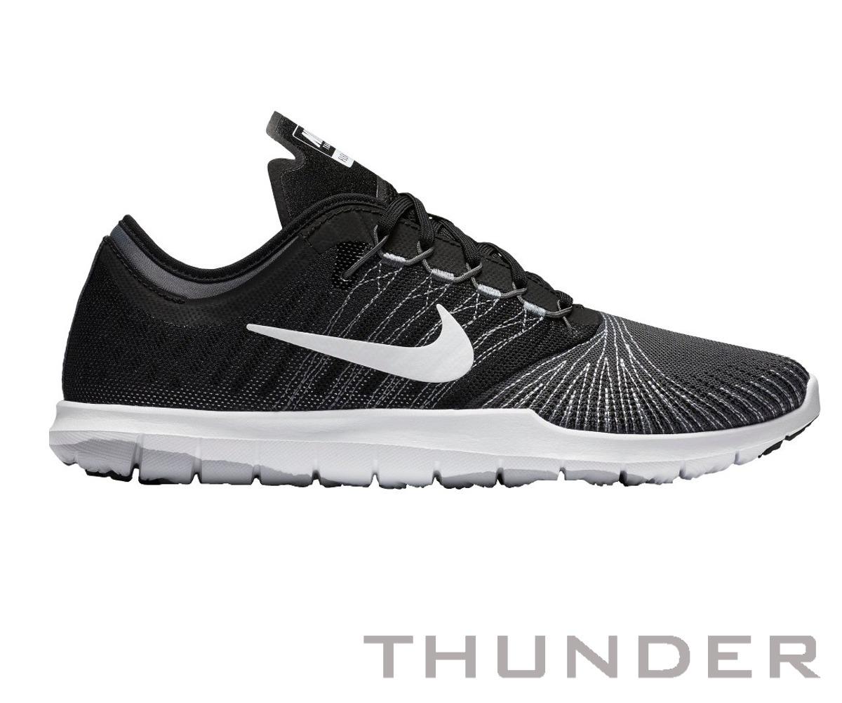 Zapatillas Nike Flex Adapt Tr Mujer Crossfit Gym 831579 001 ...