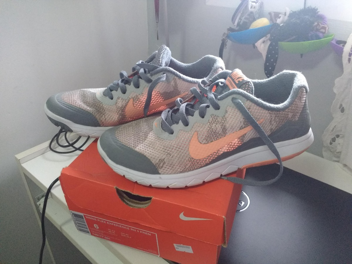 Zapatillas Nike Flex Experience Rn4 36 $ 1.300,00