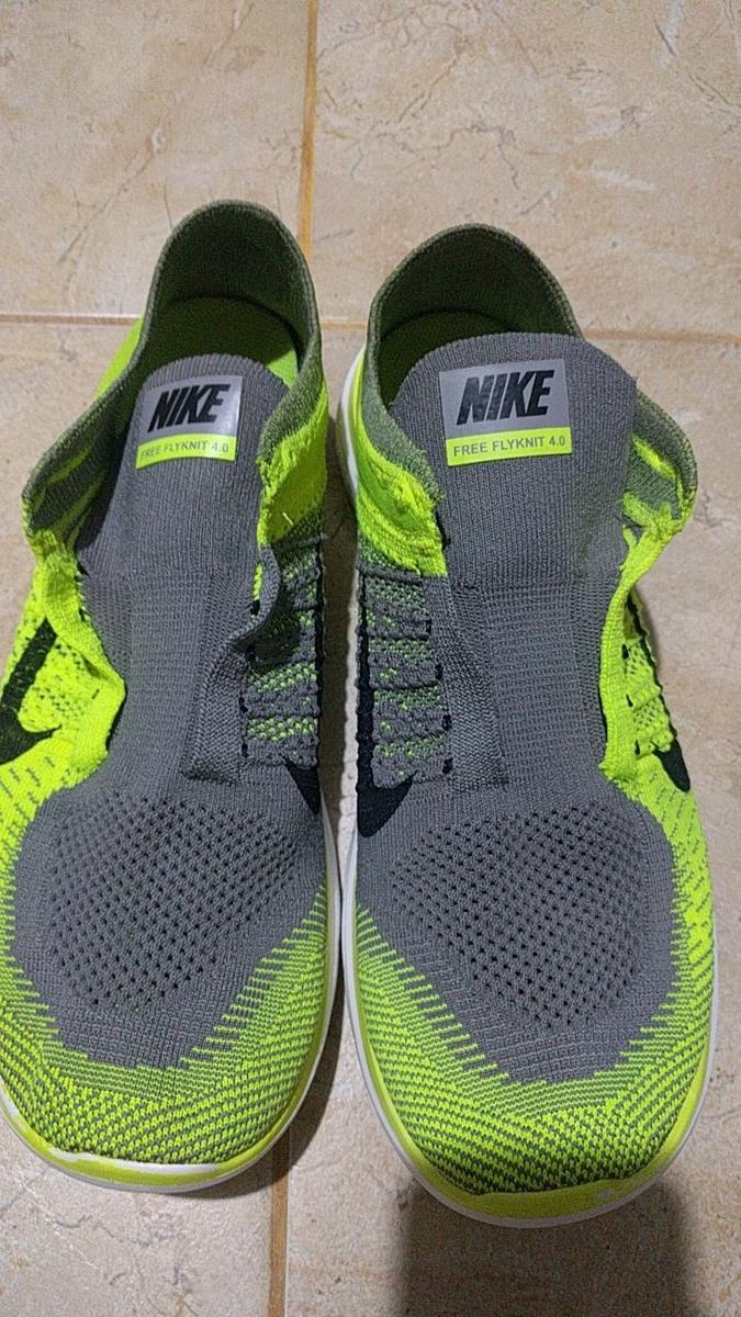 Zapatillas Nike Free 4.0 Flyknit Zapatillas en Mercado
