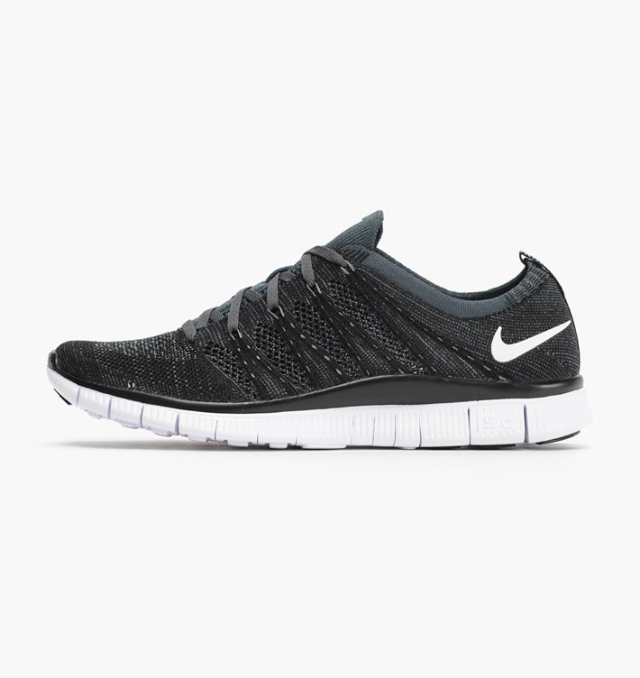 outlet store 029ba 21bb8 zapatillas nike free 5.0 flyknit gris oscuro mujer indicy