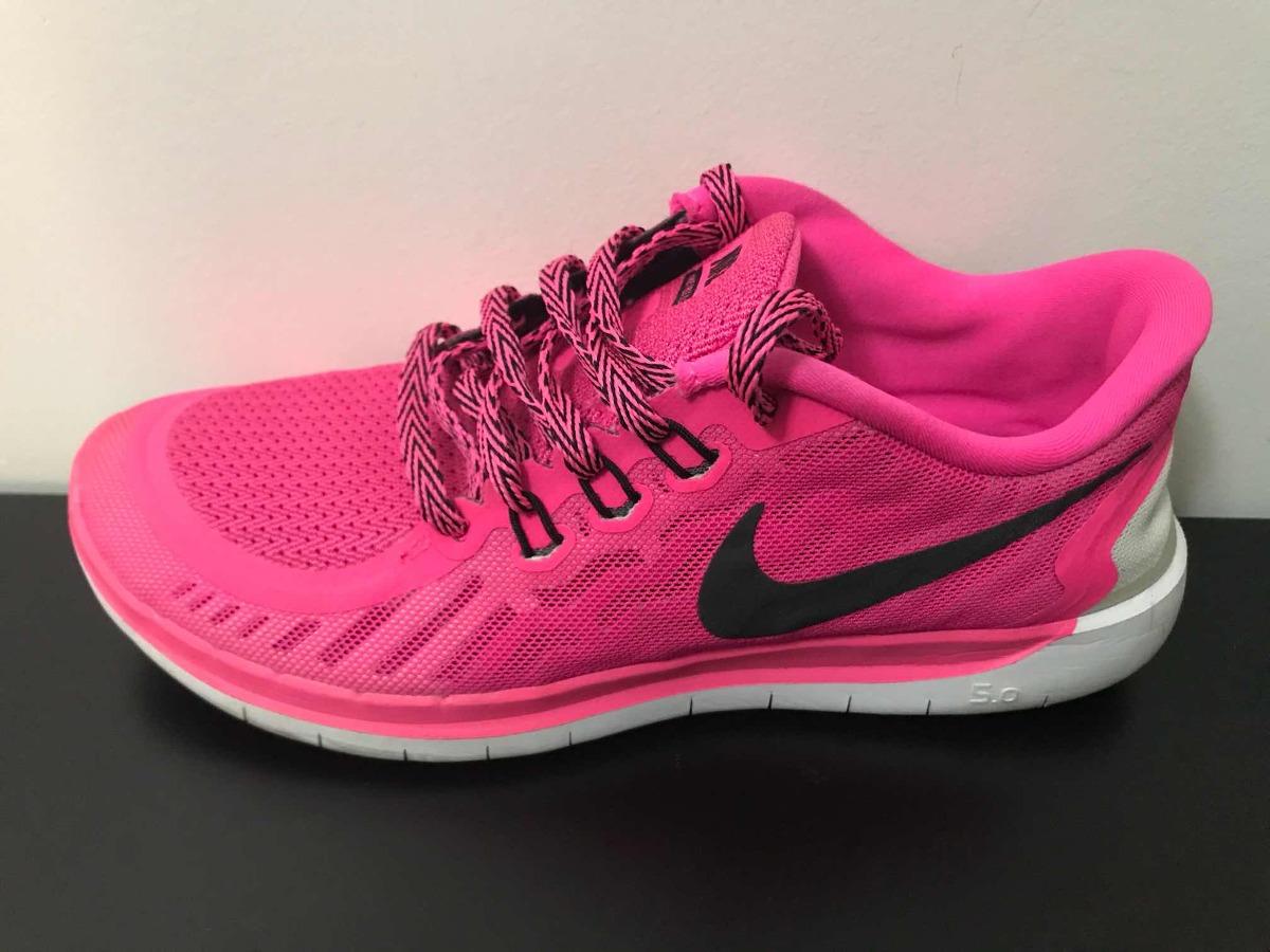 Nike FREE 5.0 + fucsia