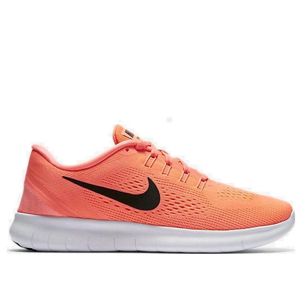 cfc5a4d2f Zapatillas Nike Free Naranja Mujer Originale -   208.800 en Mercado ...