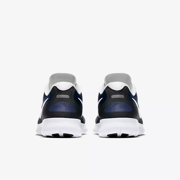 eb716ba14d06d Zapatillas Nike Free Rn 2017 hombre sale running azul oferta ...
