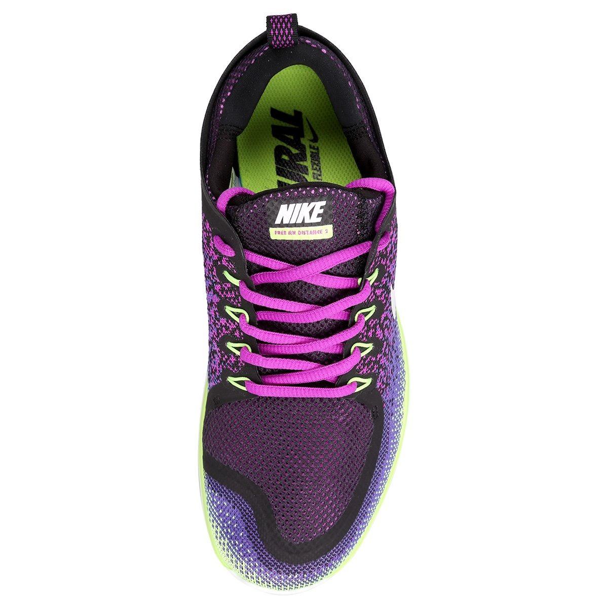 Nike Free RN Distance lila