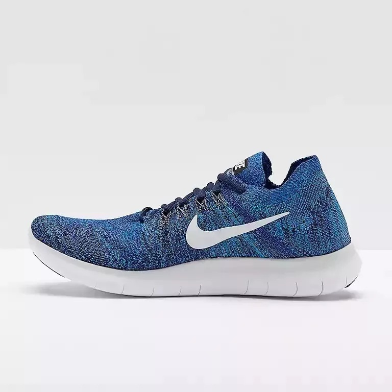 check out f8f88 67f89 ... cheapest zapatillas nike free rn flyknit 2017 oferta hombre azul gym  50112 f5932