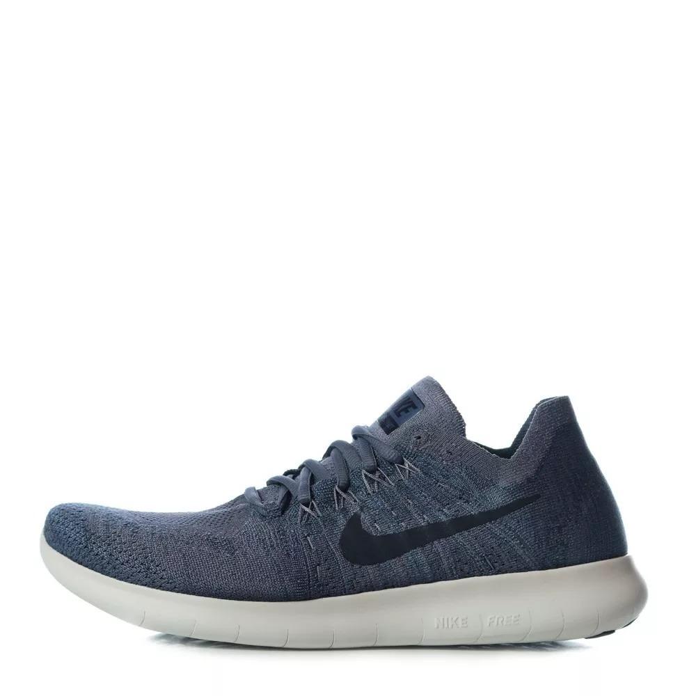 Nike Free RN Flyknit azul