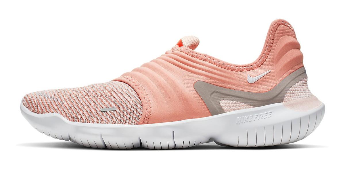Zapatillas Nike Free Rn Flyknit 3.0 Mujer Running Originales