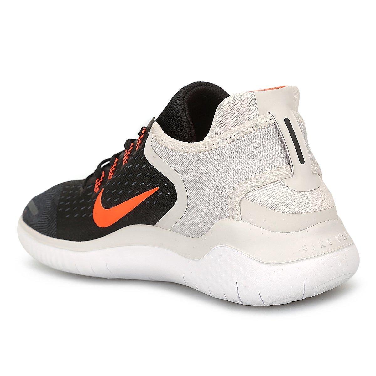 e5881bf15d0 zapatillas nike free rn iii - negro y naranja fluo. Cargando zoom.