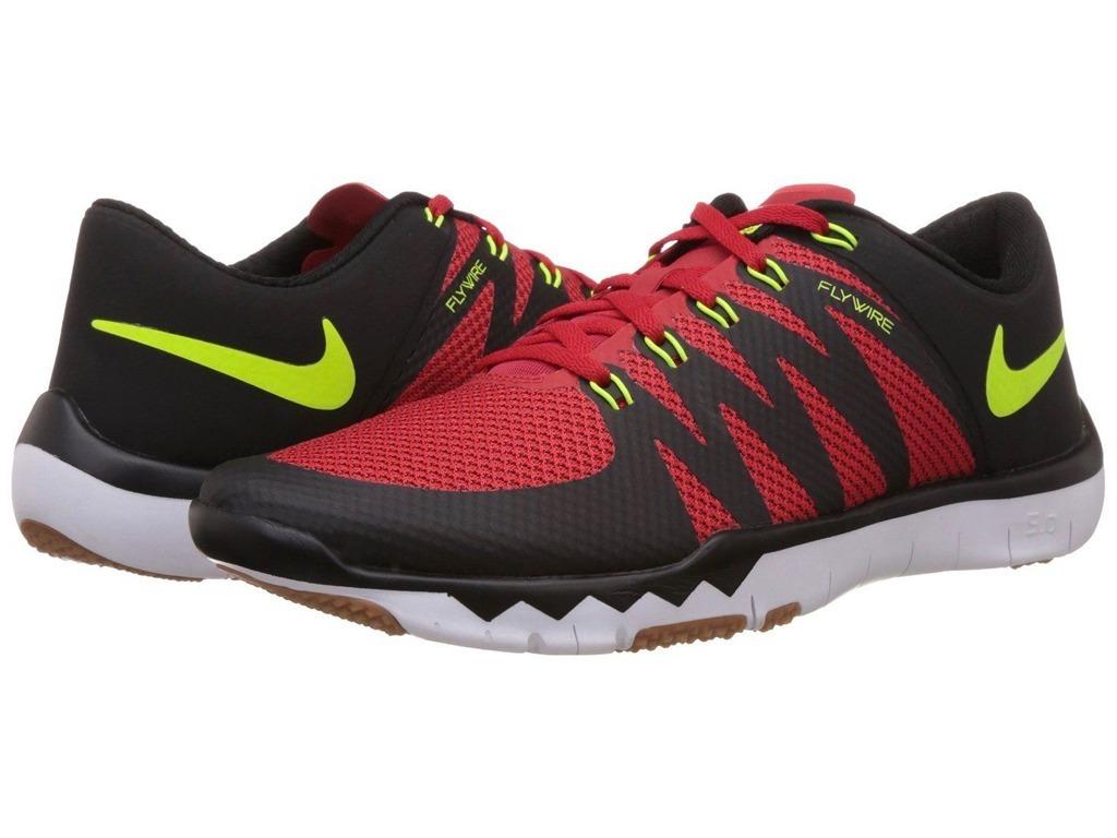 76424f5f8d3d3 zapatillas nike free trainer 5.0 v6 red   oferta crossfit. Cargando zoom.