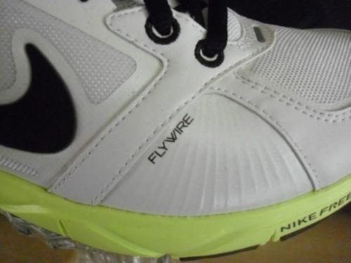 zapatillas nike free xt d mujer 8.5 us & 25.5 ctm exclusivas