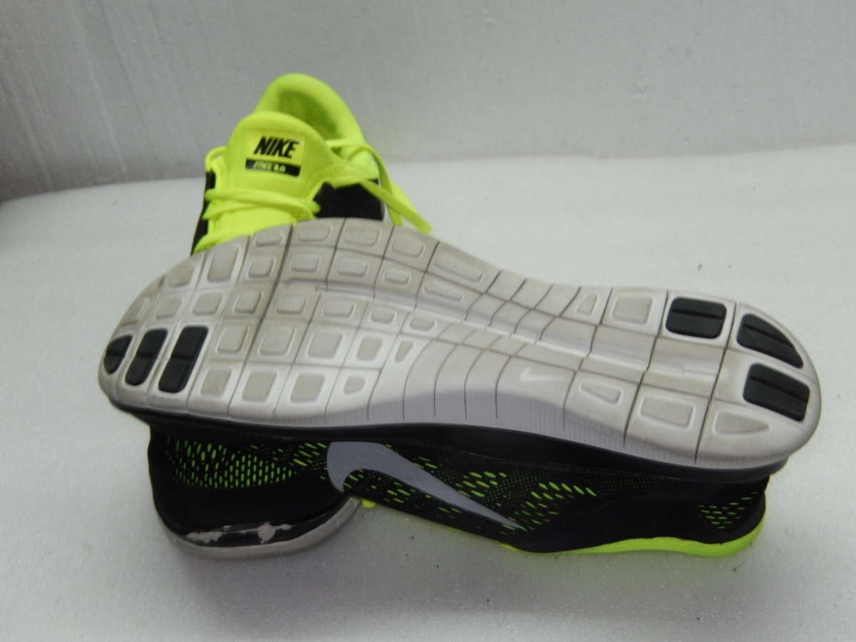 Zapatillas Nike Free3.0 Us14 Arg47.5 Impecables All Shoes $ 3.000,00