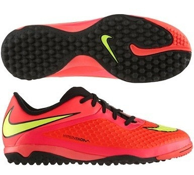 zapatillas nike futbol hypervenom phelon tf - new