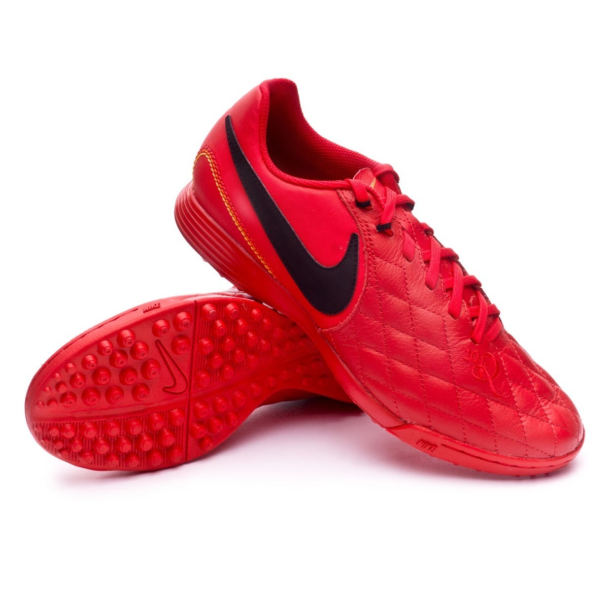 Zapatillas Nike Futbol Sintetica R10 Red 100% Original -   319.900 ... 497d2e3495de0