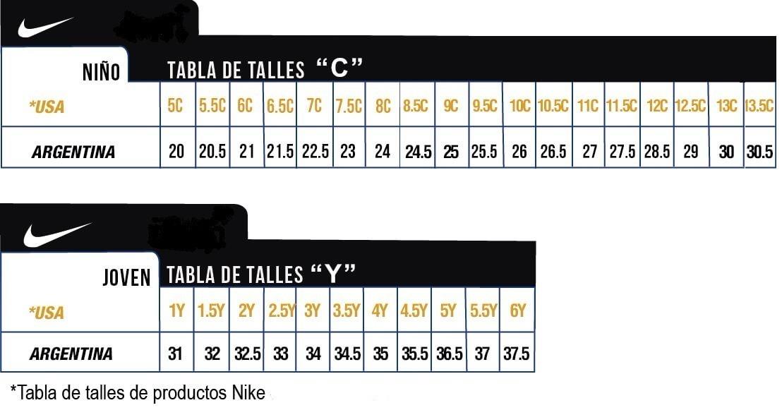 gusano Seguro Tropezón  Obtener > tallas zapatillas nike argentina- Off 73% - baykuluk.com!