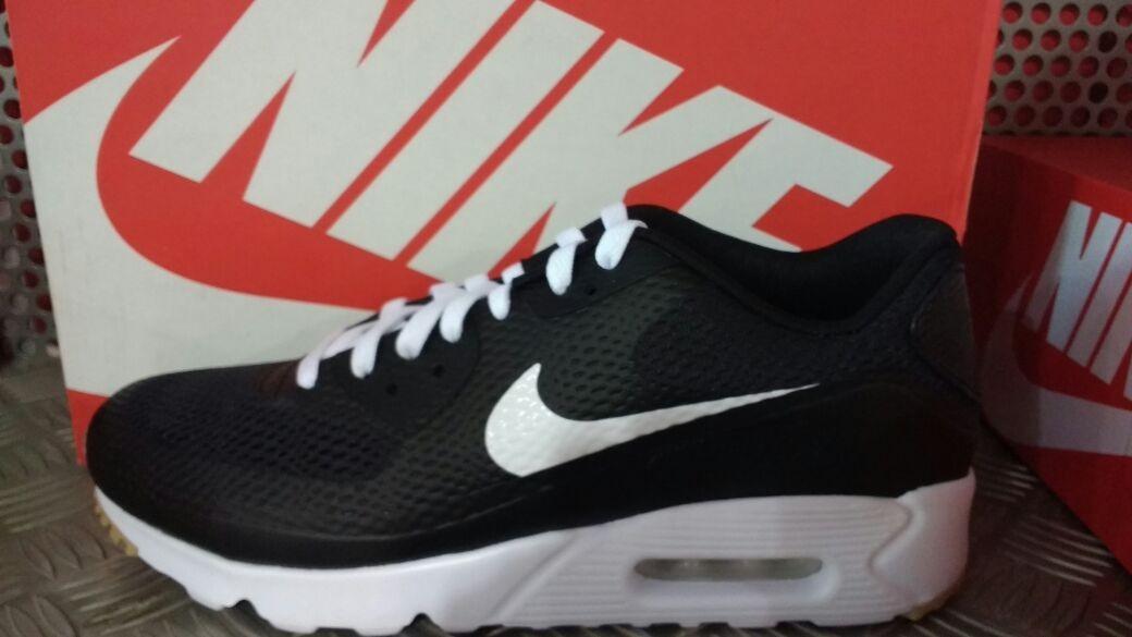 4048b319e21 zapatillas nike air max 90 ultra essential hombre 819474-010 · zapatillas  nike hombre. Cargando zoom.